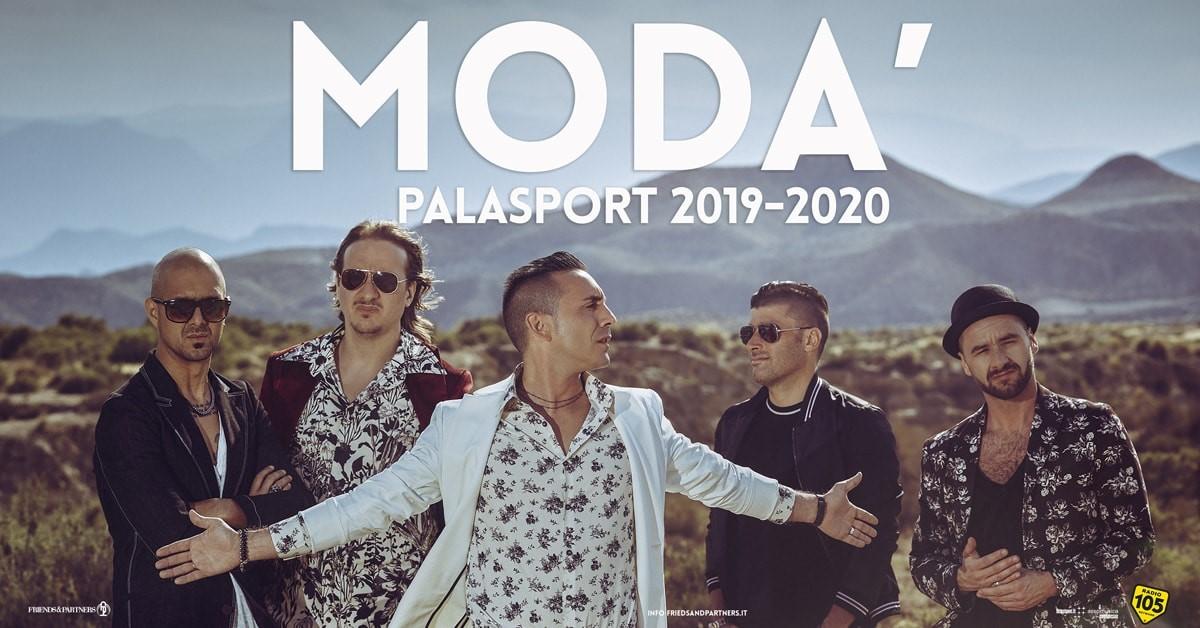 Il Volo Tour 2020.Moda Tour 2020 Nuove Date