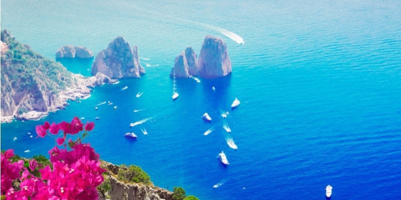 Weekend a Capri, Salerno e Sorrento